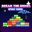Rompe los ladrillos:Space Wars APK