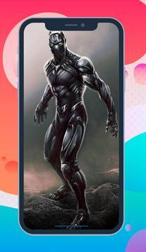 Black Panther Wallpaper 4K 2018 Free apk screenshot