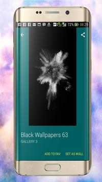 Black Wallpapers apk screenshot