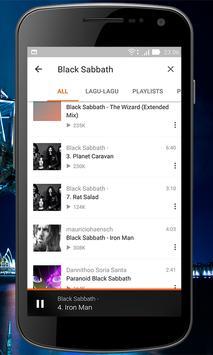 Black Sabbath Songs screenshot 1