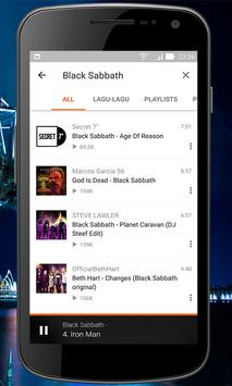 Black Sabbath Songs screenshot 2