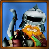 Gold and Arrows icon