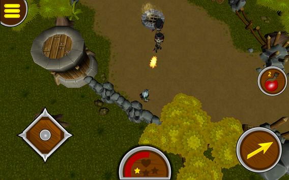 Gold and Arrows screenshot 4