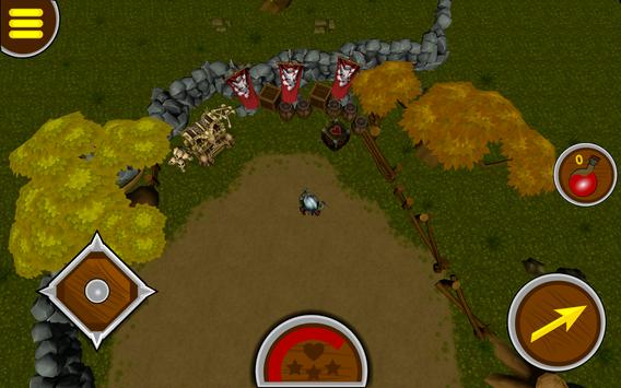 Gold and Arrows screenshot 5