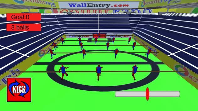 Table Football Andro Football2 apk screenshot