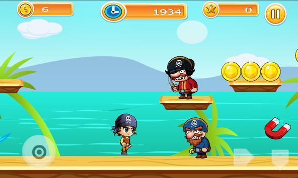 Captain Blackwake The Pirate apk screenshot
