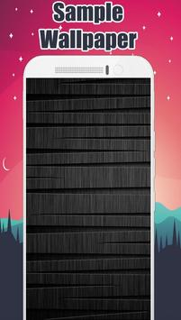 Black Wallpaper screenshot 2