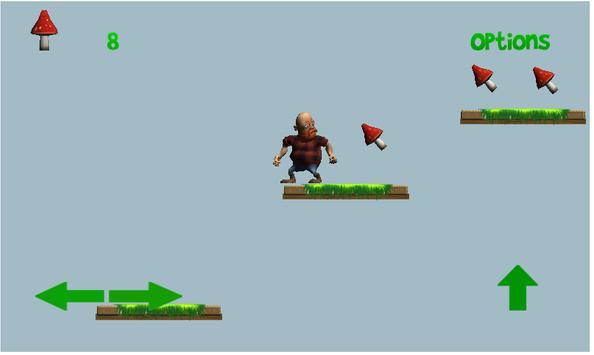 Mushroom Bob screenshot 1