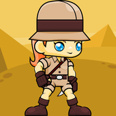 Izzy Anna Jones - 2D Adventure icon