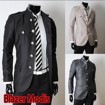 Fashionable Blazer Design poster