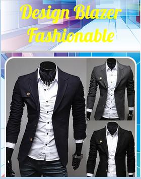 Fashionable Blazer Design screenshot 1