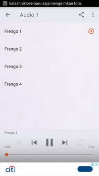Canto do Frengo mp3 screenshot 4