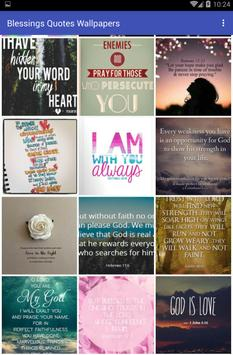 Blessings Quotes Wallpapers screenshot 2