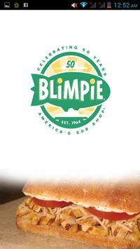 Blimpie Newark poster
