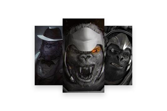 Fanart of Overwatch Characters screenshot 14
