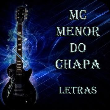 MC Menor do Chapa Letras screenshot 2