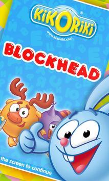 Kikoriki. Blockhead apk screenshot