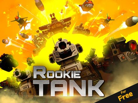 Rookie Tank poster