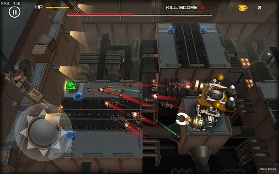 Rookie Tank screenshot 14