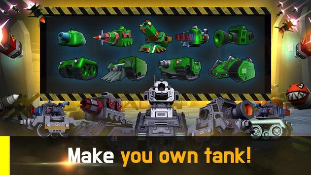 Rookie Tank screenshot 10