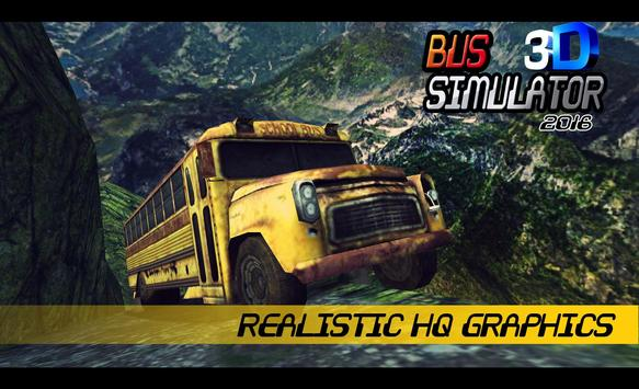 Bus Simulator 2016 poster