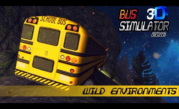 Bus Simulator 2016 apk screenshot