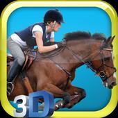 Hill Climb Horse Riding icon