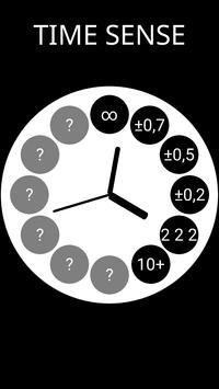 Time Sense poster