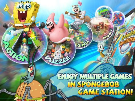SpongeBob GameStation screenshot 3