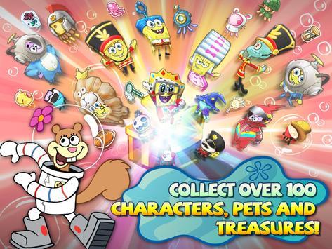 SpongeBob GameStation poster