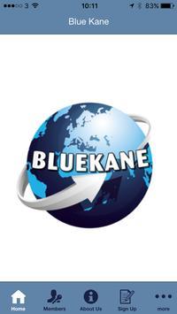 Blue Kane CRM poster