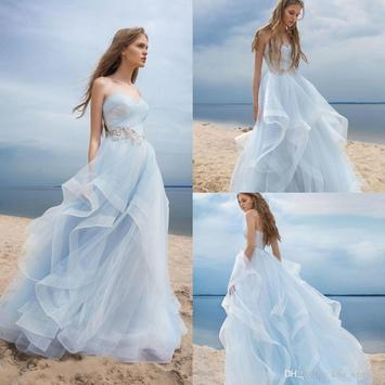 Baby Blue Wedding Dresses APK Download - Free Beauty APP for Android ...