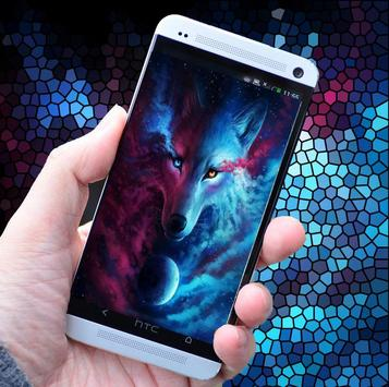 Blue wolf live wallpaper 3d apk download free personalization app blue wolf live wallpaper 3d apk screenshot voltagebd Gallery