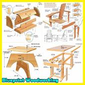 Blueprint Woodworking Idea icon