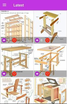 Blueprint Woodworking Idea screenshot 1