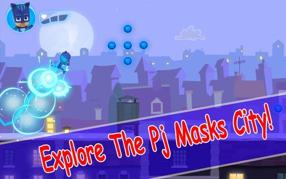Pj Moonlight Heroes Masks apk screenshot