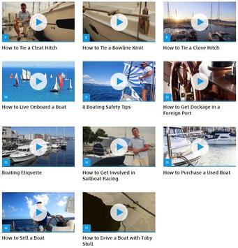Boating Skills screenshot 1