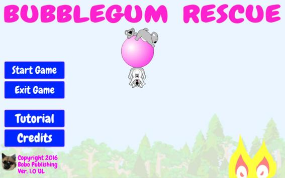 Bubblegum Rescue poster