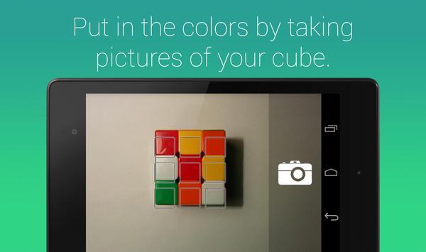 Rubik's Cube Fridrich Solver screenshot 17