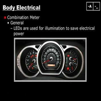 Best Car Body Electrical poster