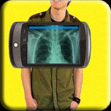 Body Scanner Free Prank screenshot 1