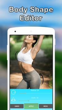Body shape : Body retouch - Plastic surgery poster