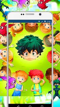 Midoriya Izuku Hero Pro poster