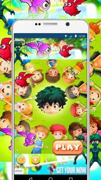Midoriya Izuku Hero Pro apk screenshot
