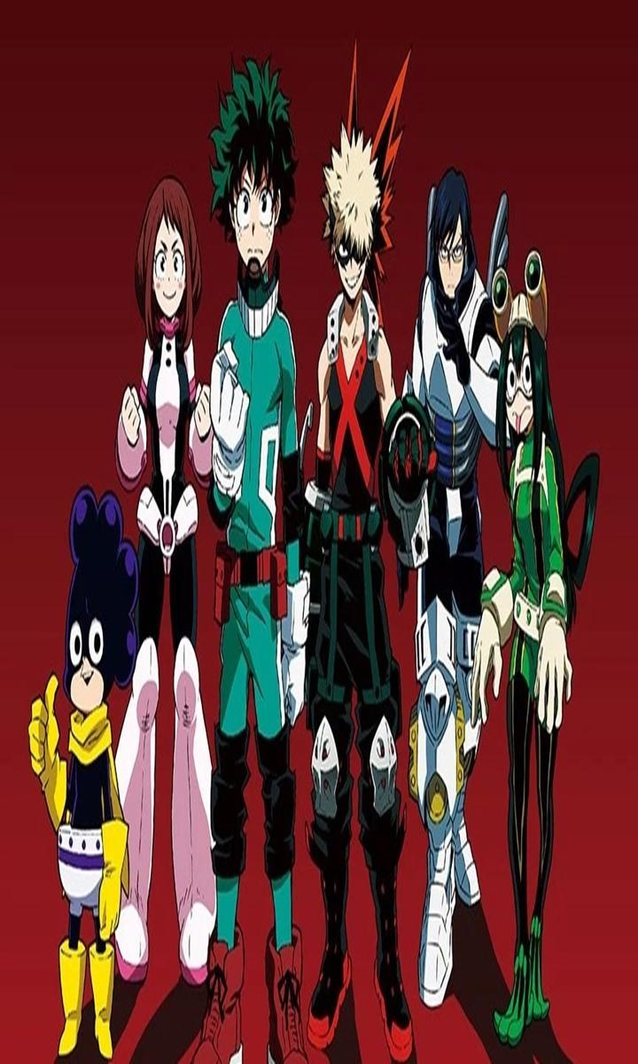 My Hero Academia Wallpaper Apk