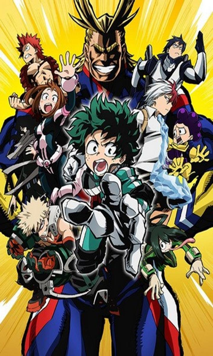 Boku My Hero Academia Wallpaper For Android Apk Download