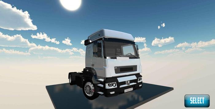 Truck Simulator : BigCity poster