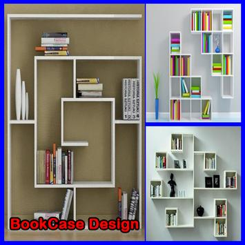 Bookcase Design poster