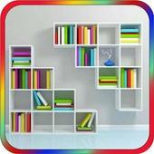 Bookcase Rack icon