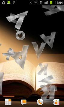 Books Live Wallpaper screenshot 2